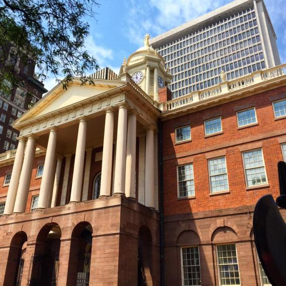 Connecticut's Old State House, Hartford, Connecticut